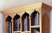 Link to Bookcases, Display Cases, Storage Cabinets